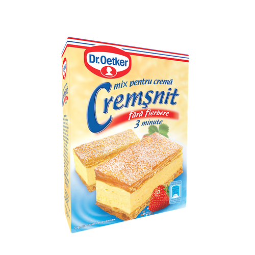 Dr.Oetker Instant CUSTARD CREAM MIX 230g
