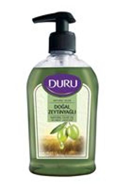 DURU LIQUID SOAP  NATURAL OLIVE OIL 300 ML