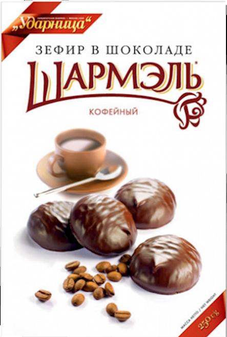 UDARNITSA MARSHMALLOW SHARMEL COFFEE 250GR