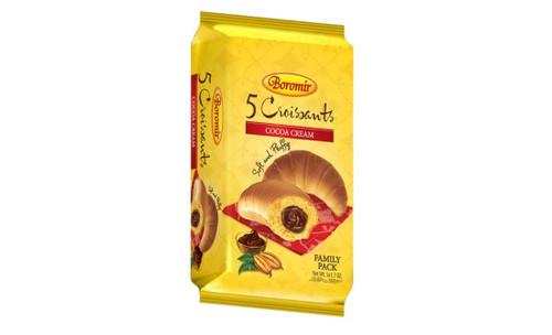 Boromir Croissants with Cacoa Cream 5pc