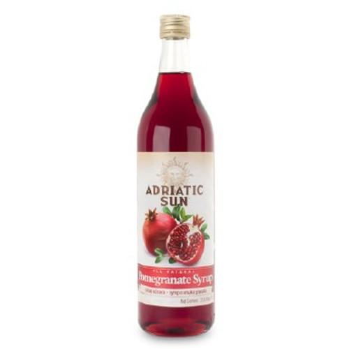 Adriatic Sun Pomegranate Syrup 1L