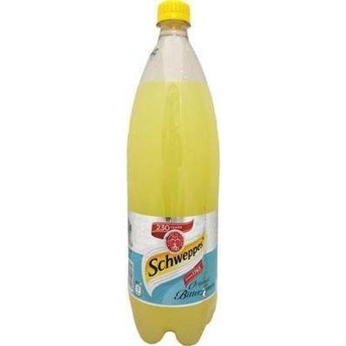 Schweppes Bitter Lemon Soda 1.5LT