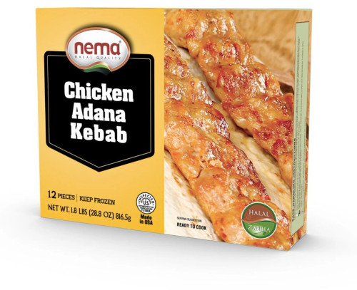 Nema Chicken Adana Kebab