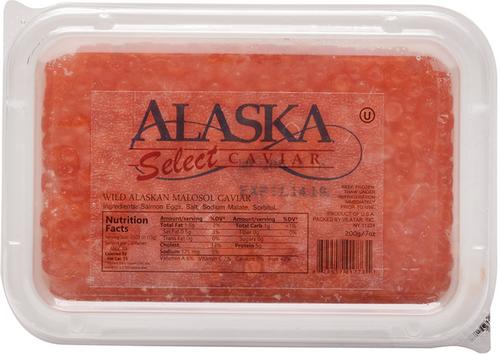 CAVIAR RED ALASKA SELECT 200g
