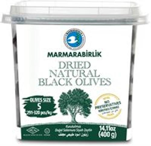 MB GEMLIK BLACK OLIVES S KURU SELE 400g