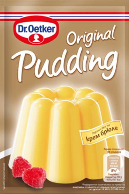 Dr.Oetker Pudding Creme Brule