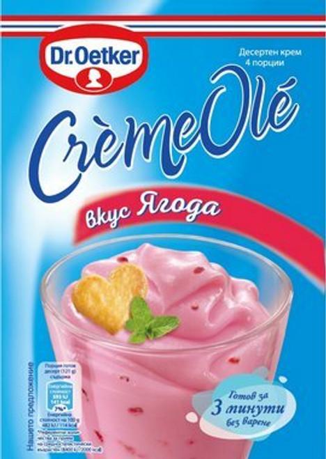 Dr.Oetker Cream Ole Strawberry 75g
