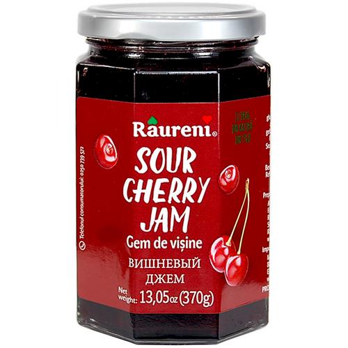 RAURENI  SOUR CHERRY JAM  370g