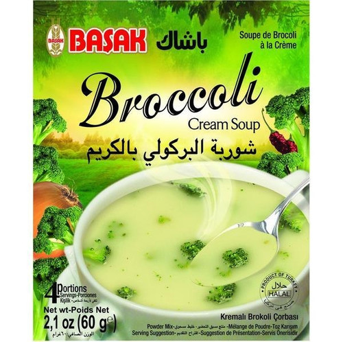 Basak Broccoli Cream Soup 60g