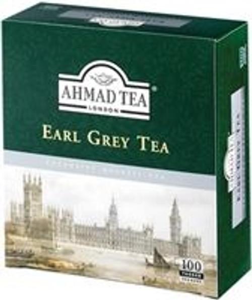Ahmad Earl Gray Tea 100Tb (Tag)