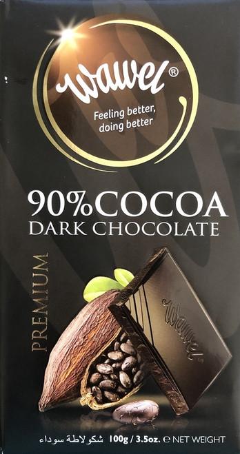 Wawel Dark Chocolate 90% Cacoa 100g