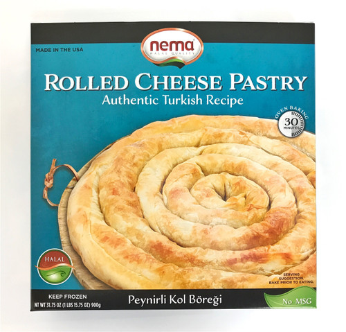 Rolled Cheese Pastry 900g