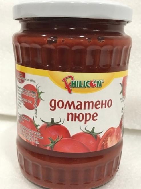 BG Tomato Paste 600g