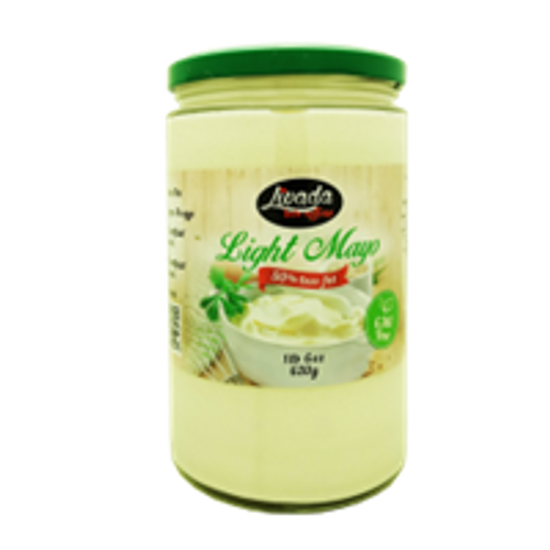 """Livada"" Mayo Light jar 630gr"
