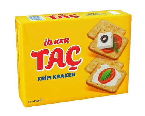 Ulker Tac Kraker 450g
