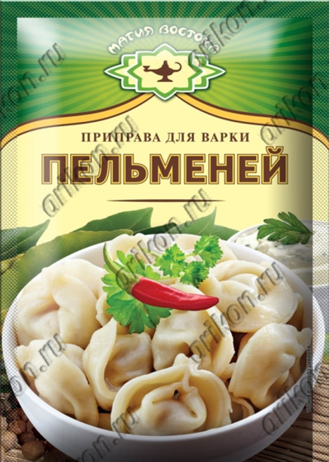 MAGIYA VOSTOKA SEASONING FOR DUMPLINGS 15g