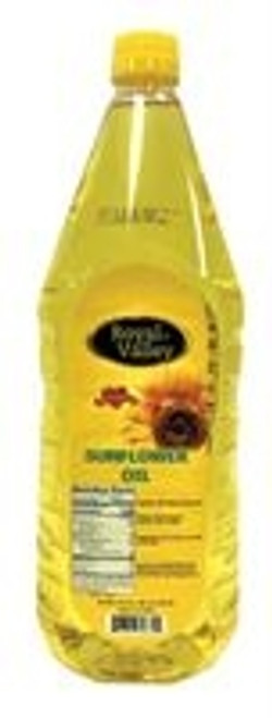 Royal Valley Sunflower Oil 2L