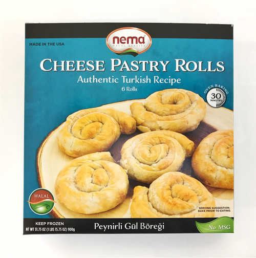 Cheese Pastry Rolls  900g