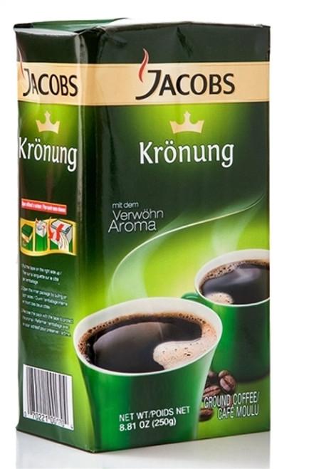 Jacobs Kronung Coffee 8.81 oz 250g