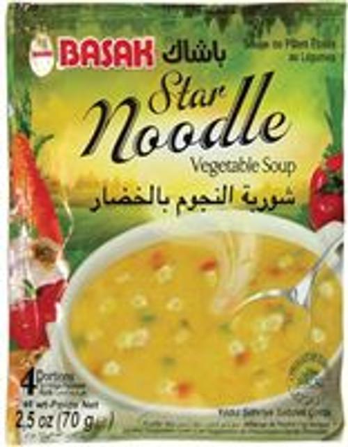 Basak Star Noodle Soup 70g