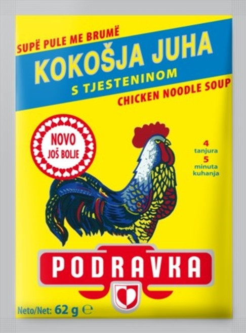 Podravka Chicken Soup 62g