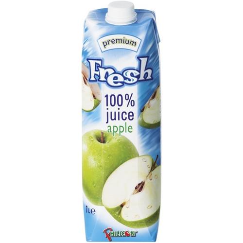 Fresh Apple Juice 100% 1L