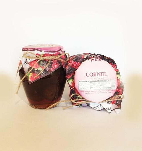 Natural Jam Cornel 260g