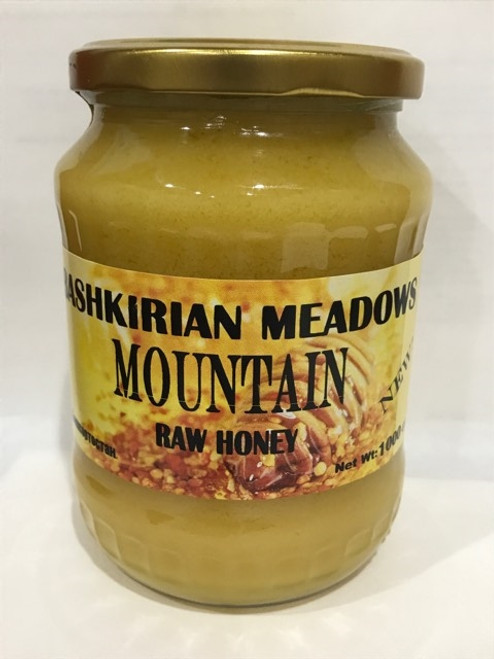 Bashkirian Mountain Honey 2.2lbs