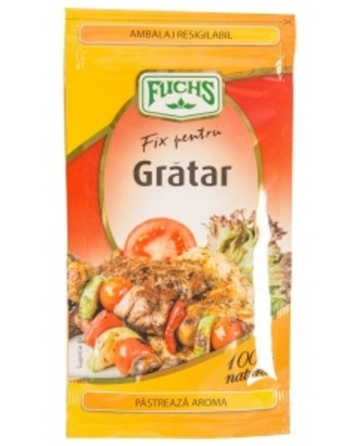 Fuchs Spice for grill 20g