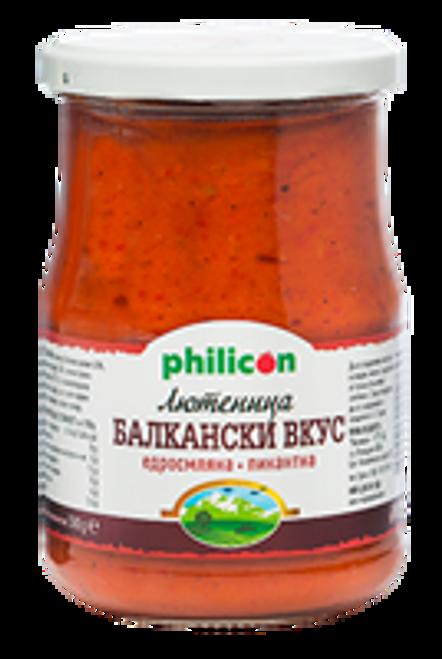 "Premium Vegetable Spread ""Balkan Taste""  580g"
