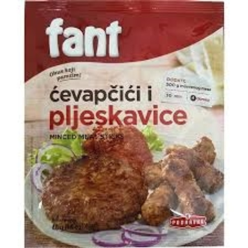 Fant Seasoning Mix for Meat Sticks 40g