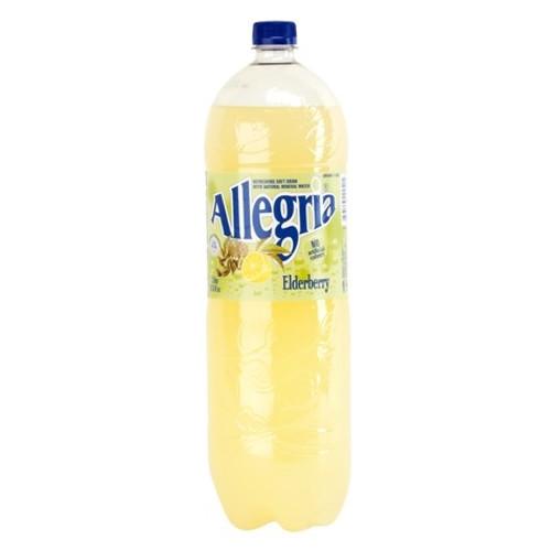 Perla Harghitei Allegria Elderberry Socata Soda 2L