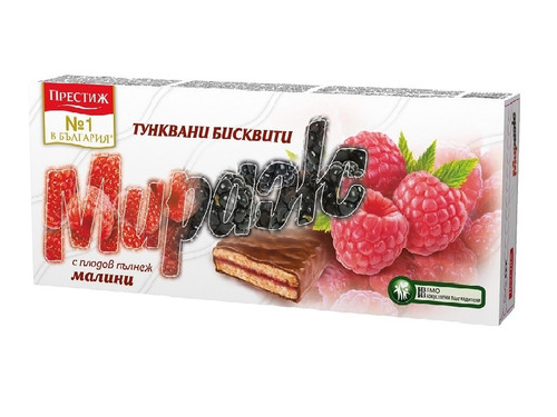 Coated Biscuits Mirage w Raspberry