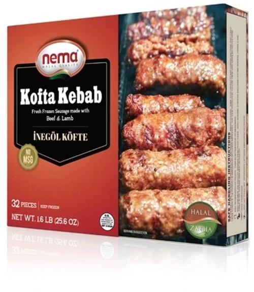 Nema Kofta Kebab 1.6lb