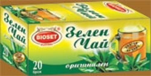 Green Tea Original 40g