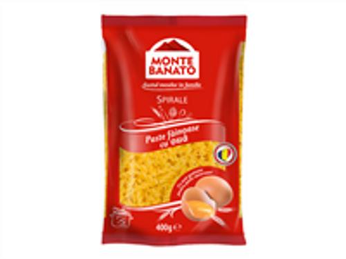 Monte Banato Egg spirals 400g