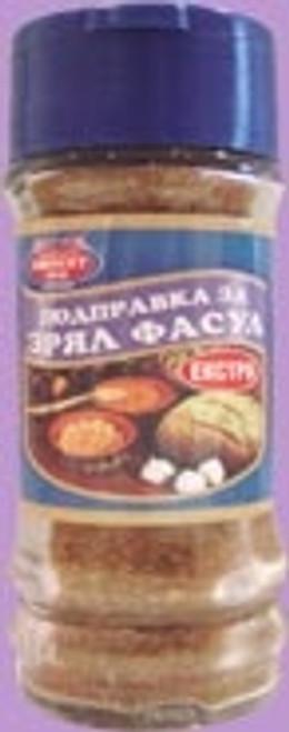 Beans Seasoning in glass jar 40g