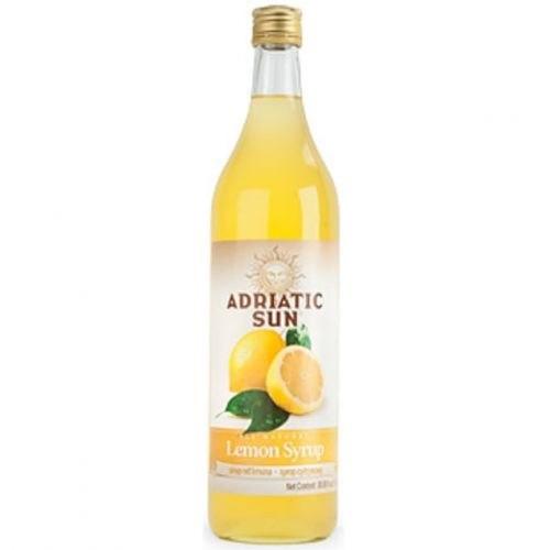 Adriatic Sun Lemon Syrup 1L