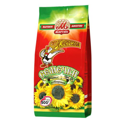 "Roasted Sunflower Seeds ""Ot Martina"", 500 g"