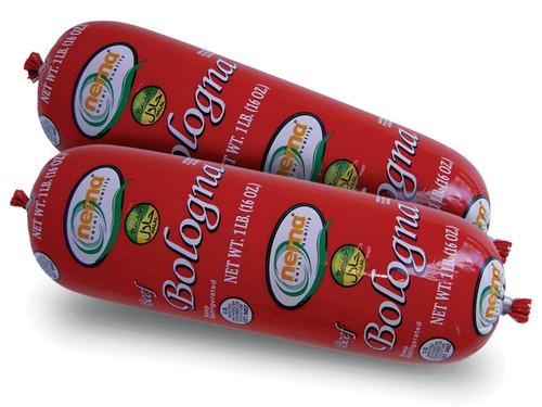 Nema Beef Bologna-1lb (halal)