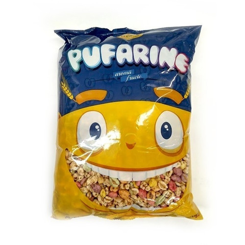 Pufarine with fruits flavor 300g