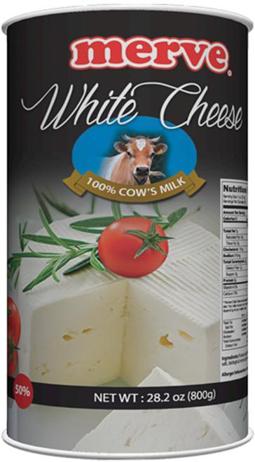 Merve White Cheese 50% 800g