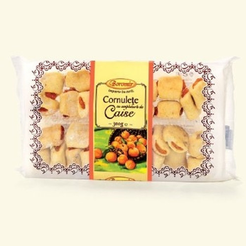 Boromir Shortdough Apricot Cookies 300g
