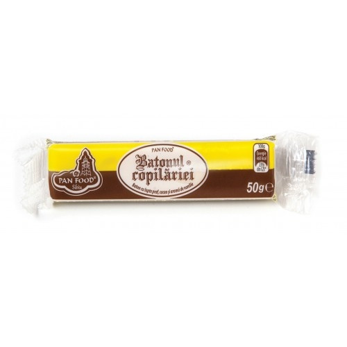 Panfood Chocolate bar Vanilla-cocoa 100g
