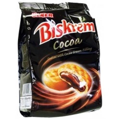 Ulker Biskrem Cookies with Cocoa 205g