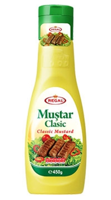 REGAL (Classic) Mustard 450g