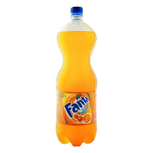 European Fanta Orange 2L
