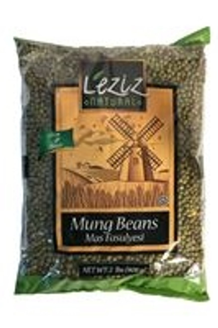 Leziz Mung Beans 2Lb