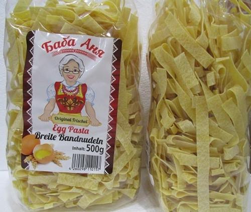 Baba Ania Egg Pasta 500g