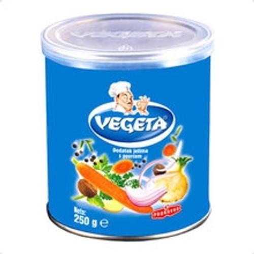 Vegeta Vegetable Seasoning 250g Can
